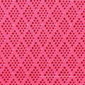 Knit Fabric Diamond Close Hole Mesh Fabric for Shoes