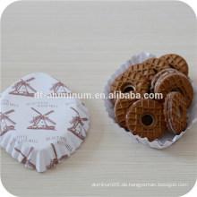 Hitzebeständige Papier-Backen-Schale / Backen-Schalen Großverkauf