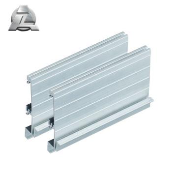 latest technology 6063 t5 silver anodized aluminum door threshold ramp