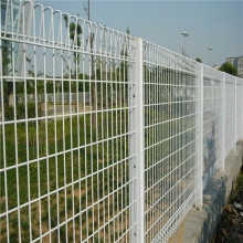 Roll Top Folded Welded Wire Mesh Fence