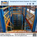 Поле Ширина паллетные стеллажи строительство мезонина Промышленные стальные платформы