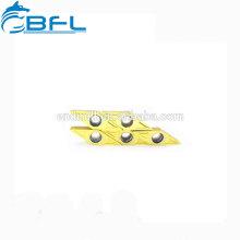BFL carburo Herramientas de torneado exterior Insertos, Tornillos de herramienta de torneado interno