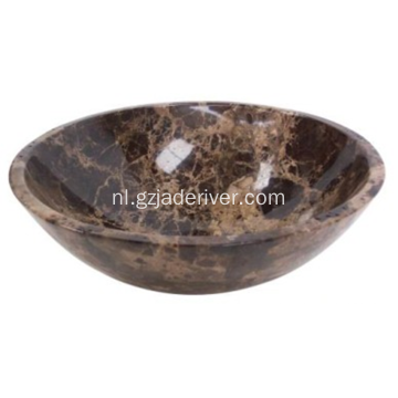 Marble Vessel Sink Wastafelblad