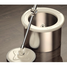Joyclean Cleaning Tool Floor Mop Single Bucket Deluxe All Steel Spin Mop