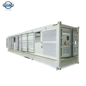Tianjin LYJN 20ft Cold Storage Temperature Controlled Supplement Reefer Container