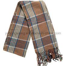 Bufanda tejida de acrílico de los hombres de la manera