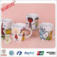 11oz Ceramic Coffee Mug Children
