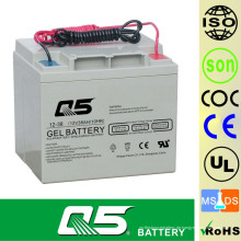 12V38AH Solar Akku GEL Batterie Standard Produkte