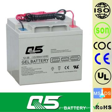 12V38AH, Can customize 28AH, 35AH, 40AH, 42AH, 45AH Solar Battery GEL Battery Wind Energy Battery Non standard Customize products