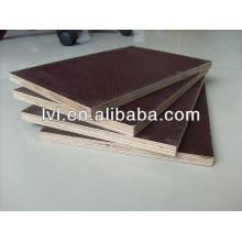 De alta calidad antideslizante película de madera contrachapada de China fabricante