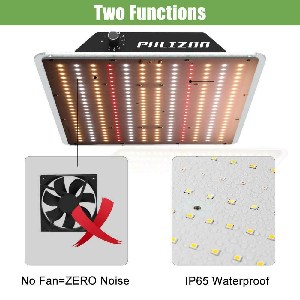 Fanless Grow Light