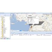 SIM Card GPS Tracking System with Free Software (TS05-KW)