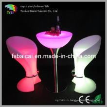Светодиодная барная мебель