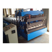 Galvanized Glazed Tile Roof Panel Roll Forming Machine