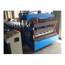Glazed Tile Cold Roll Forming Machinery