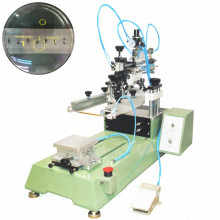 TM-J120 Desktop Pneumatic Precision Flat Screen Printer for Spectacle Lens