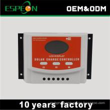 Longyang supplier of OEM with USB DC 12V 24V 10A 20A 30A 40A 50A 60A solar charge controller solar controller