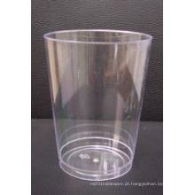 10oz Tumbler Clear Plástico Beber Copos PS Copo de Vinho