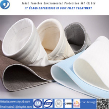 Dust Collector Acrylic Nonwoven Filter Bag for Mix Asphalt Plant