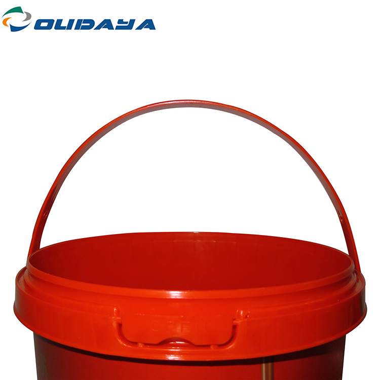 Container With Lid And Handle