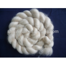 100% Pure Fine Mongolian Cashmere Tops Ivory