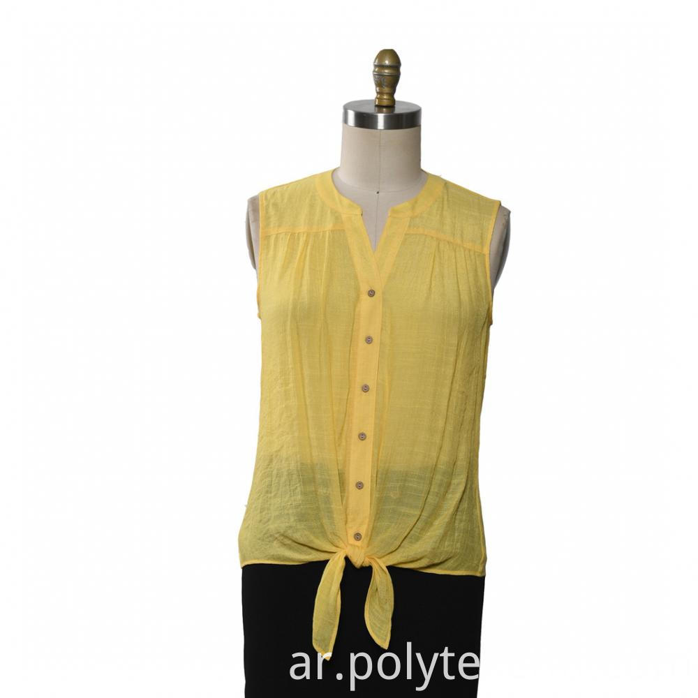 Ladies Top Vest
