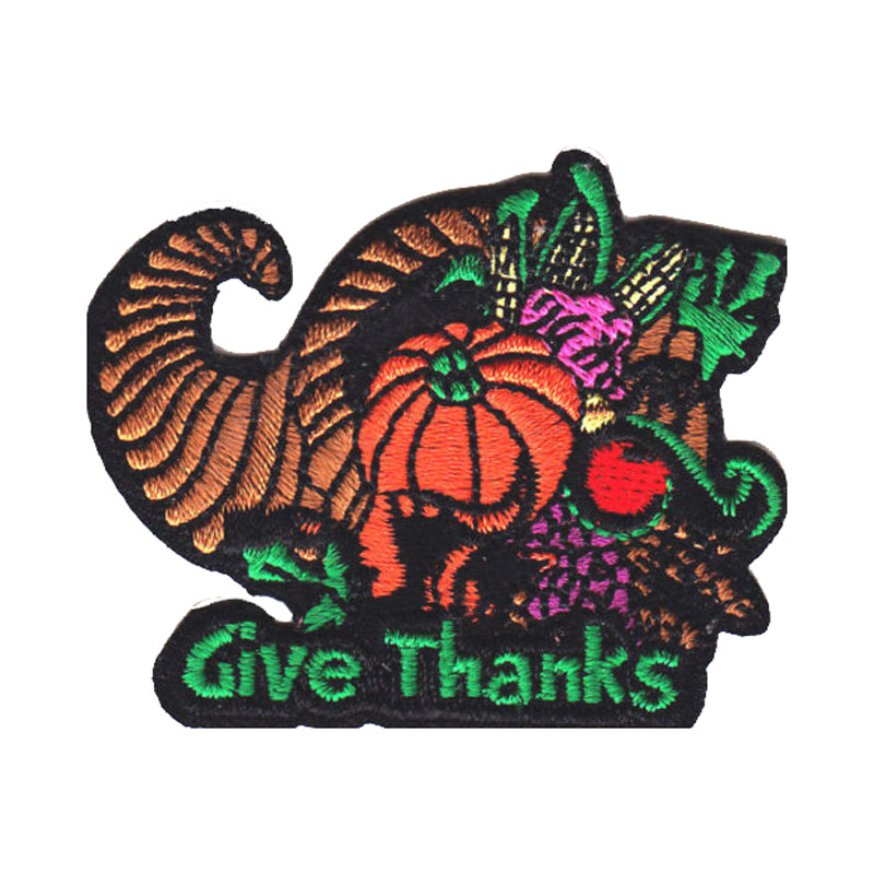 Thanksgiving Patches