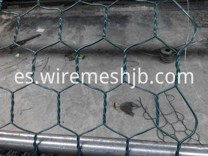 Hexagonal Mesh Gabion Basket