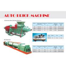 Ecnomic Auto Brick Machine (clay)