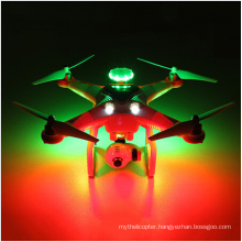 5.8g Dual GPS Fpv Portable RC Drone 3D Rolling LED Flash Headless Helicopter Quadcopter