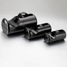 Black Tape Dispensers Set