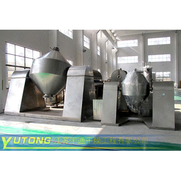 Double cone crystal Vacuum Dryer