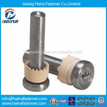 Perno de soldadura de acero inoxidable 304, conector de corte