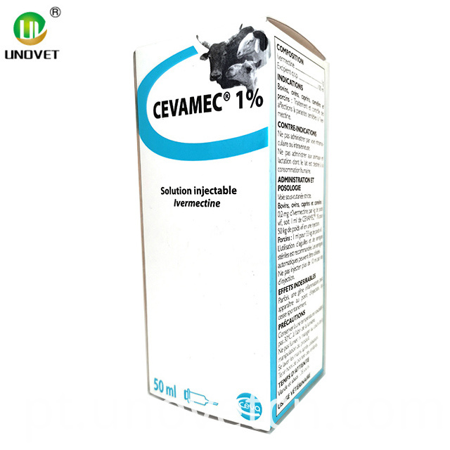 1% Injectable Dosage Ivermectin