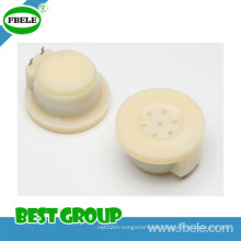 White Plastic Telephone Receiver for Mobile