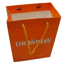 Бумажный мешок для упаковки и Покупкы с Логосом