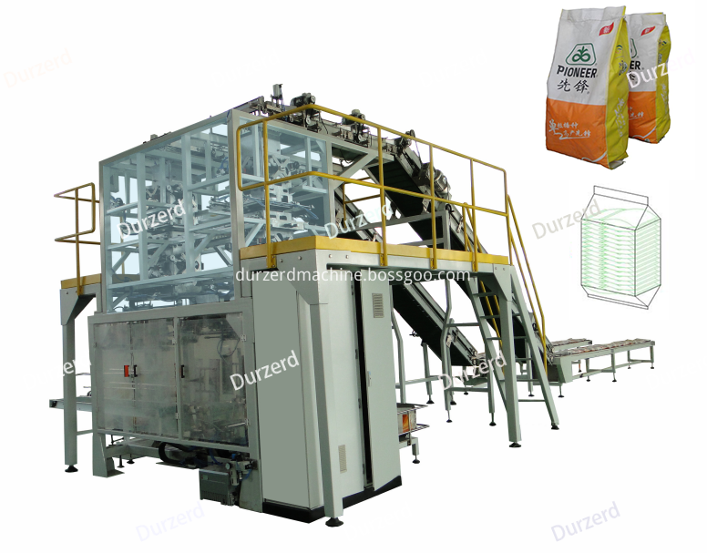 Bag Feeding Packaging Machine