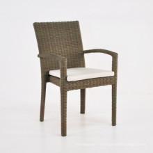Chaise de jardin rotin meubles Patio extérieur Wicker Set pile