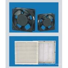 Вентилятор и фильтр для VI этаж кабинет стенд