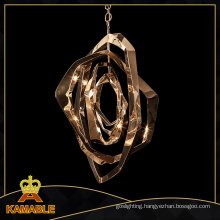 Project Hotel Stainless Steel Hanging Lighting (KA3182)