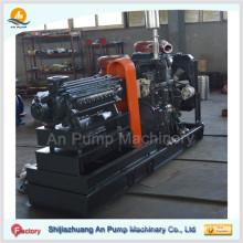 Diesel Driven Horizontal Multistage Water Pump