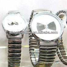Alloy Love Watch montre couple, montre cadeau JW-05