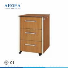 AG-BC016 Armoire mobile en bois armoire de chevet chinoise