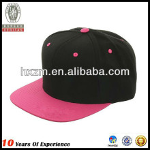 Made in china 100 acrylic blank snapback hat