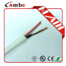 China suppliers multi pairs stranded cca/ccs/bc/ofc copper cable connection for telephone armored 1p