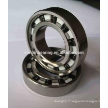6307 roulements hybrides 35x80x21 mm Courses en acier chromé Boules en céramique 6307 2RS ou 6307 RS