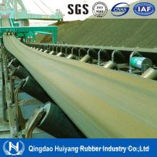 Cinta transportadora sinterizado mineral resistente al calor cinta transportadora