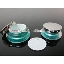 15г, 30г Акриловая кремовая банка для косметической упаковки