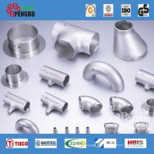 Colocación de tubo igual de la camiseta del acero inoxidable Wp316 (YZF-P66)