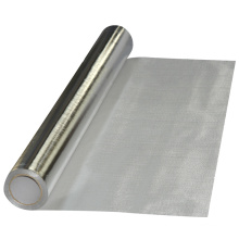 Aluminum Foil Coated Fiberglass Heat Insulation Fabric